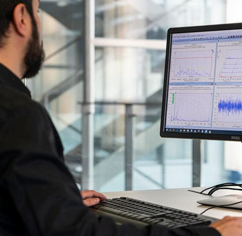 monitorización online